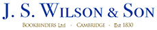 J.S. Wilson Bookbinding