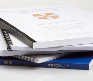 Wilson thesis binding cambridge essays on accomplishments